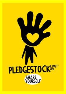 Pledgestock Poster